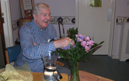 Flower Arranging and gardening